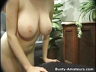 Katryn strips and masturbates