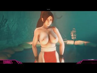 Mai shiranui sfm doa5 king of fighters xv