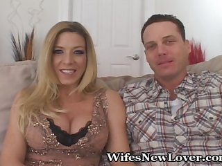 New lover for hot wife