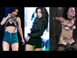 Kpop asian cum Challenge pmv