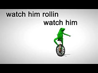 Here come dat boi