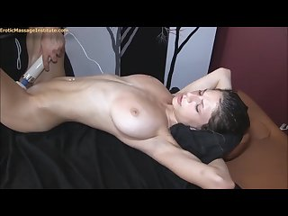 Dillion carter massage table fuck