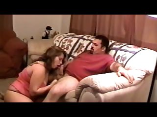 sexy straight bear with wife on couch bbw bhm