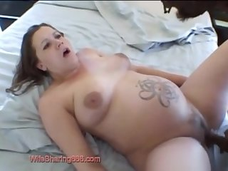 Amateur bbc fucking hard chubby pregnant wife in grand hotel