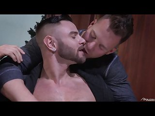 Falcon studios romantic hot couple fuck