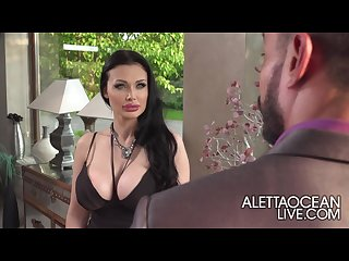 Aletta ocean cheating her husband with his client alettaoceanlive