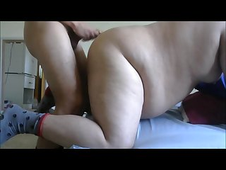 Chaser cock fucking hot chub Bear ass doggy