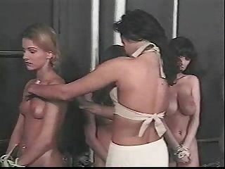 Slavegirls market and blowjob