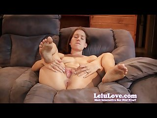 Lelu love spreading impregnation jerkoff encouragement