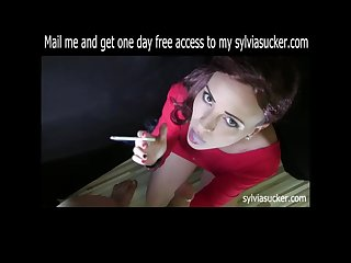Pov redhead eve 120 s smoking blowjob teaser hottest mom sylvia chrystall