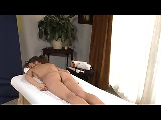 Lesbian massage dildo anal and squirt pussy