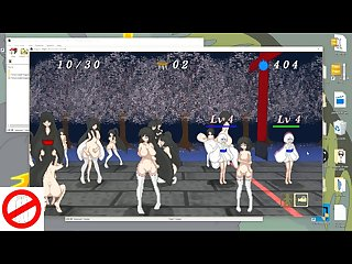 No pants plays timer night kagura ver1 08 english