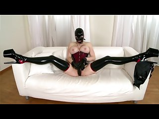Latex lucy the british dominatrix 2 scene 2