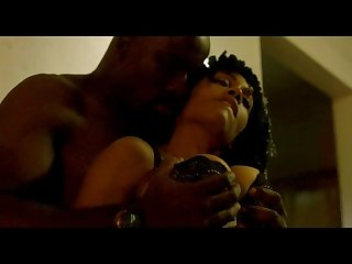 Luke cage Misty knight sex scene