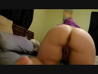 Sexy fat girl Farting