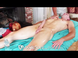 Manroyale presley wright gets a face full of cum from underwear sniffer