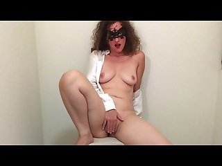 His cum in my pussy hotwifevenus in a cuckold role play