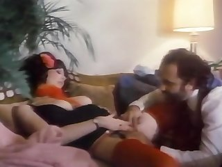 Annie sprinkle knows how to give head