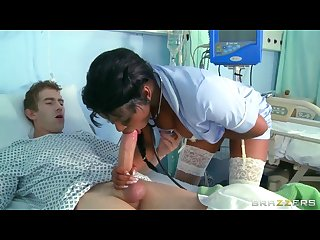 Danny D and Jasmine Webb in interracial scene