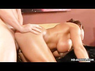 Huge tits eva lawrence big cock fucking