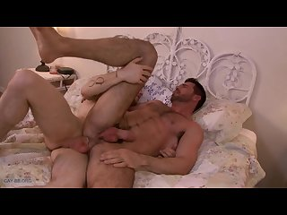 Bodybuilder fucked by twink santoro grey