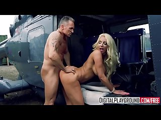 Fly Girls Final Payload Scene 4 Nicolette Shea & Marcus London