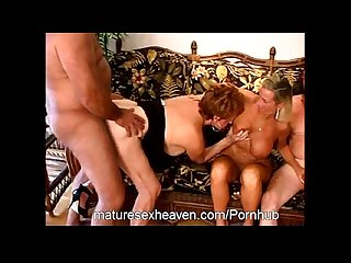 Granny s mature sex party part 1