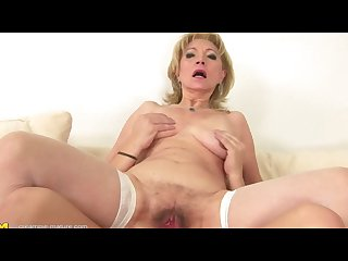 Creampie mature eleanor 61