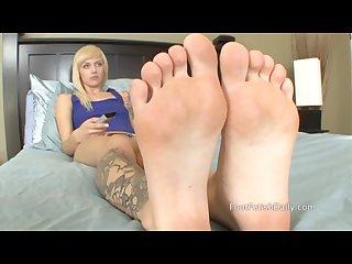 Emma mae foot fetish daily