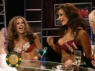Ecw extreme strip poker