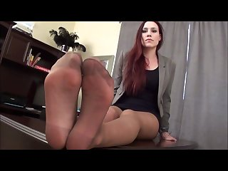 Jerk off to my pantyhosed feet feetwonderland com