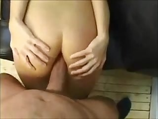 Amateur milf anal and facial