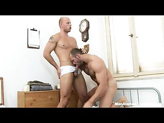 Meathead and muscle sucking and fucking my dick is hard is your S