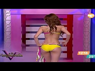 Extremely hot weather woman yanet garcia