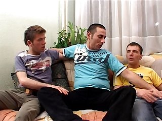 Damaged Gay - Dorm Boys - scene 3