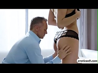 Pretty Abella Danger gets a passionate sex with a bigcock