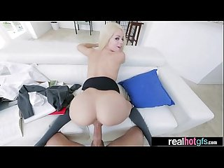 Hardcore Sex On Camera With Horny Sexy Cute GF (elsa jean) mov-13