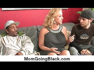 My mom go black hardcore interracial video 21