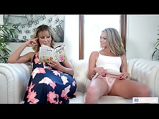 MOMMY'S GIRL - I want my StepMom's attention! - Cherie DeVille and Athena Faris