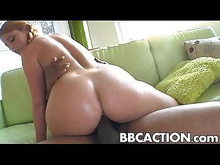 Black cock is ripping sophie dee apart
