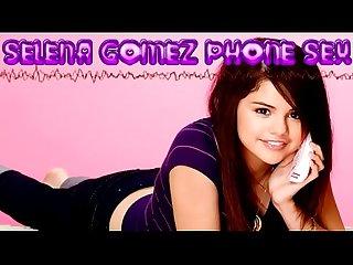 Selena gomez phone sex