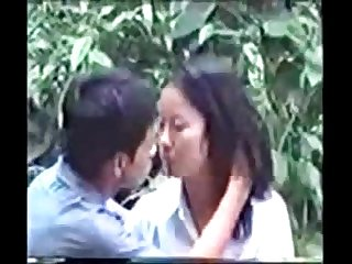 Spycam thai couple sex outdoor
