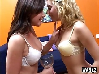 Penny flame and lexi Belle have an awesome fuck fest