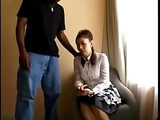 Japanese milf gets fucked silly by BBC