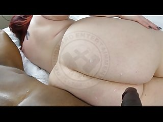 PoundHard Entertainment Pounds Out A Huge Soft White Pawg Booty Ending With Hot Splashes Of Gooey..