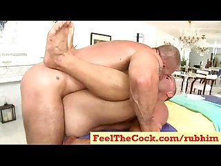 Gay Massage Videos from Rub Him - vid09
