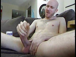 Skinhead wanking