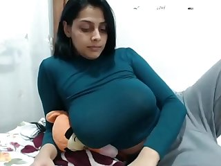 Big tit indian on cam having orgasm hard www thesluttycams com