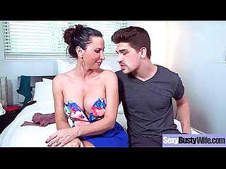 Big tits slut housewife lezley zen like hard style intercorse movie 23