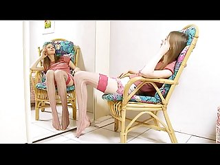 Tenn girl masturbating Novinha se masturbando